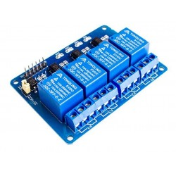 5V 4-Channel Relay Module...