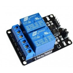 5V 2 Channel Relay Module...