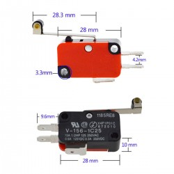 Durable Micro Limit Switch...
