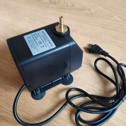 75w-80w water pump for cnc...
