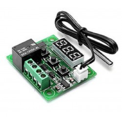DC 12V heat cool thermostat...