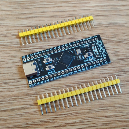 STM32F401  STM32F411 Development Board STM32F401CCU6 STM32F411CEU6 STM32F4 Learning Board