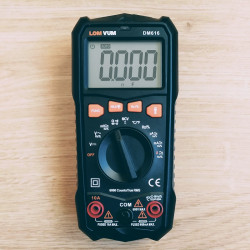 DM616 Digital Multimeter...