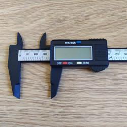 150mm LCD Carbon Fiber...