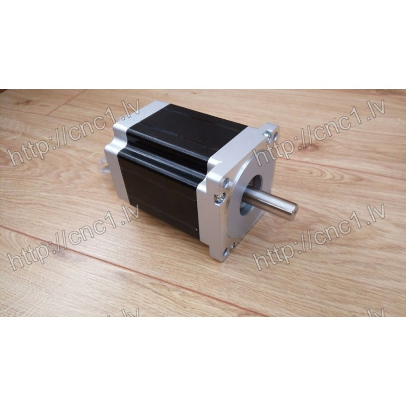 Nema 34 stepper motor 34hs1456 with n m for Nema 34 servo motor