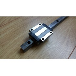 2PCS. JA15 LINEAR GUIDERAIL...