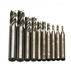 1.5-10mm 4 Flute CNC Router...