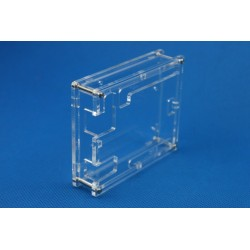 Transparent Box Case Shell...