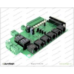 PLC6x-G2 Плата коммутации...
