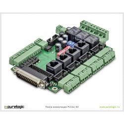 PLC4x-G2 Плата коммутации...