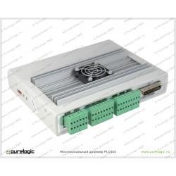 PLC545 box v1  4-axis stepper drive 5A/45V each.