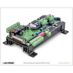 PLC440L 4-axis stepper driver 3A/30V each