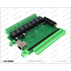 PLCM-E4 Контроллер...