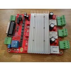 3 Axis Mach3 Controller TB6560 3.5A Stepper Motor Driver