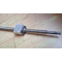 Aluminum Ballscrew Nut Housing Mounting Bracket Holder For 1604 1605 1610 DSG16H